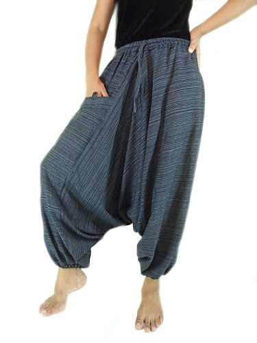 Harem Pants & Joggers for Women Comfortable and cool yet perfectly polished, our women's line of harem pants and joggers defines effortless dressing. With both skinny and baggy styles, it's easy to create a cute everyday outfit that seamlessly transitions day to night.